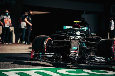 Hasil Sesi Latihan Bebas 3 F1 GP Portugal 2020, Dominasi Bottas Berlanjut