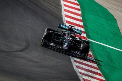 Hasil Kualifikasi F1 GP Portugal, Mercedes Mendominasi