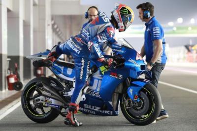Rins Harap Suzuki Bisa Lebih Maksimal di Sesi Kualifikasi MotoGP Teruel 2020