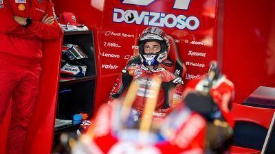 Dovizioso Kecewa dengan Hasil Latihan Bebas MotoGP Teruel 2020