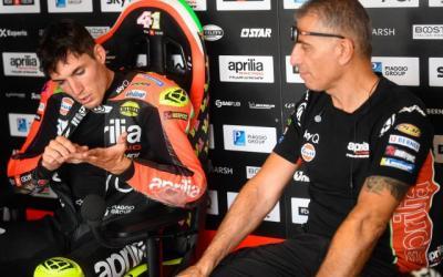 Aleix Espargaro Sedih Tak Bisa Secepat sang Adik di MotoGP 2020