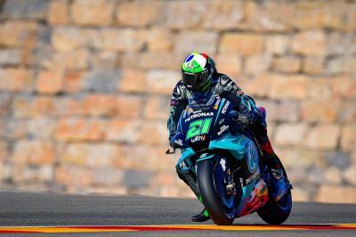 Hasil Sesi Latihan Bebas 3 MotoGP Teruel 2020, Morbidelli Tercepat