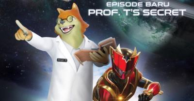 Besok! Animasi Bima S Episode: Prof T's Secret Tayang Jam 10 di RCTI, Ini Sinopsisnya