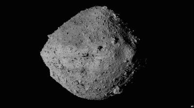 Sampel Bebatuan Asteroid Bennu Bertebaran Warnai Misi OSIRIS-REx NASA