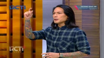 MasterChef Indonesia Episode 10, Chef Juna Macho Pakai Kemeja Kotak-Kotak