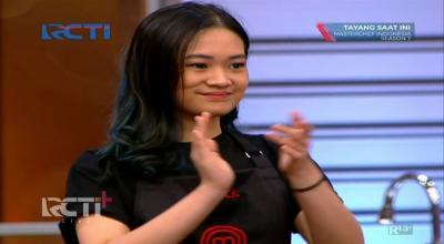 Gagal Jadi Kapten, Becca Pulang dari MasterChef Indonesia?