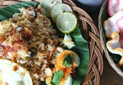 Nasi Goreng Kecombrang, Kuliner Sehat untuk Penderita Hipertensi