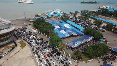 Libur Panjang Akhir Oktober, Antisipasi Lonjakan Penumpang Kapal Laut