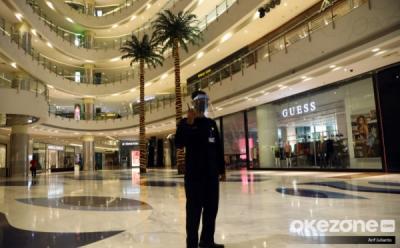 Jakarta PSBB Transisi, Pengusaha Mal Bersyukur