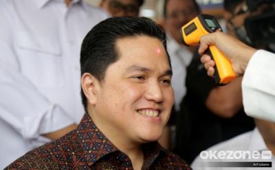 Erick Thohir Angkat Eko Sulistyo Jadi Komisaris PLN
