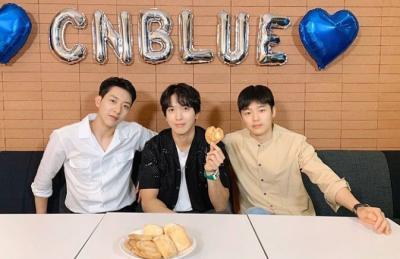 Surat Menyentuh Yonghwa usai CNBLUE Putuskan Perpanjang Kontrak dengan FNC