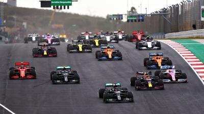 Hasil F1 GP Portugal 2020: Lewis Hamilton Ukir Rekor Kemenangan 92 Kali