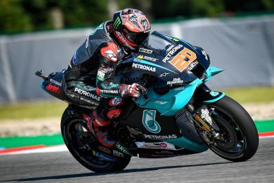 Quartararo Tak Yakin Raih Podium di MotoGP Teruel 2020
