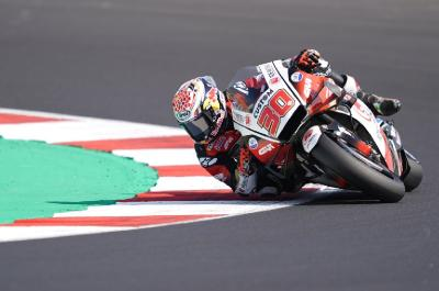 Quartararo Tak Keberatan Takaaki Nakagami Menangi MotoGP Teruel 2020