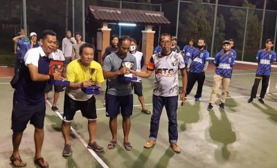 TSG Metland Juarai Turnamen Tenis STC III