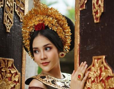 Anya Geraldine Berbagi Pengalaman Liburan ke Bali di Masa Pandemi Covid-19