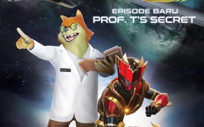Pukul 10.00 Hari Ini di RCTI, Jangan Lewatkan Serial Animasi 3D Superhero Pertama di Indonesia Bima S!