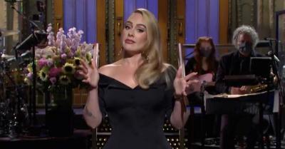 Jadi Presenter SNL, Adele: Album Saya Belum Selesai