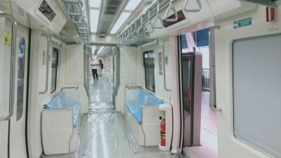 LRT Jabodebek Diuji Coba Masih Pakai Masinis, Ini Penjelasannya