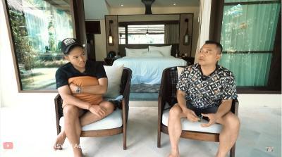 Anang Hermansyah Restui Hubungan Asmara Azriel dan Sarah Menzel