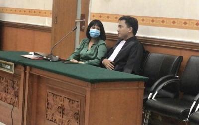 Ajukan Pembelaan, Vanessa Angel Minta Hakim Pikirkan Nasib Anaknya