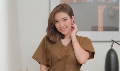 Reaksi Kocak Netizen saat Tato Gisella Anastasia Mengintip