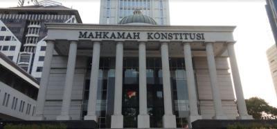 MK Gelar Sidang Pembacaan Putusan 11 Uji Materiil UU