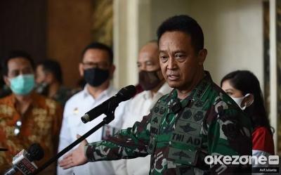 KSAD Jenderal Andika Kantongi Investigasi Kecelakaan Helikopter MI-17, Ini Hasilnya