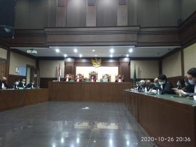 Kasus Jiwasraya, Benny Tjokro Divonis Seumur Hidup