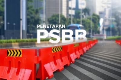 Penerapan PSBB Transisi Harus Didukung Daerah Penyangga DKI