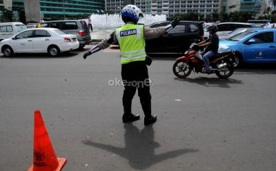 Operasi Zebra, Polisi Akan Sisir Semua Jalan di Jakarta Barat