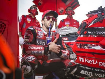 Pasrah soal Gelar Juara, Dovizioso: Peluangnya Kini Hampir Nol!