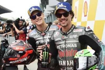 Morbidelli Menangi MotoGP Teruel 2020, Ini Komentar Quartararo