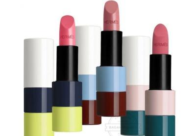 Sambut Musim Gugur, Hermes Luncurkan Lipstik Edisi Terbatas Seharga Rp1,05 Juta