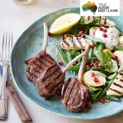 Peluncuran  Lambassador, Promosikan Kenikmatan Daging Domba Australia pada Konsumen Indonesia