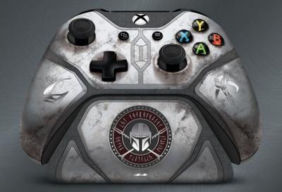 Unik, Stik Nirkabel Xbox One Ini Bertema The Mandalorian