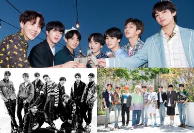 NCT 127 & EXO Bersaing dengan BTS di American Music Awards 2020