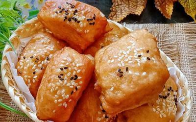 Cocok Dimakan saat Hujan, Bikin Kue Bantal Yuk