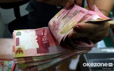 Uang Beredar Tumbuh Tinggi 12,3% Jadi Rp6.742,9 Triliun