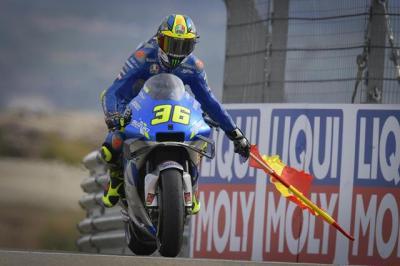 Joan Mir Akui Main Aman di MotoGP Aragon 2020