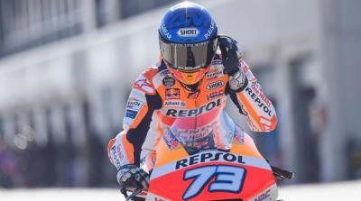 Alex Marquez Akui Mulai Rasakan Tekanan di MotoGP 2020