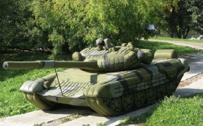 Replika Mesin Perang Canggih, Bantu Tugas Militer saat Hadapi Musuh