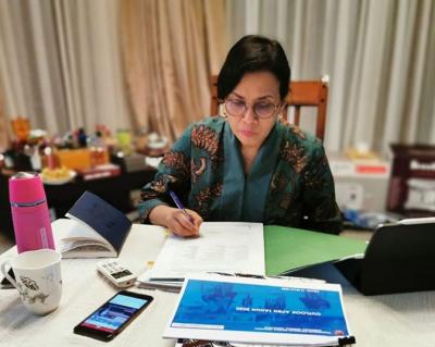 Sri Mulyani Cairkan PMN untuk 6 BUMN