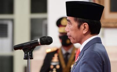 Buka ISEF 2020, Jokowi: Ekonomi dan Keuangan Syariah Miliki Potensi yang Sangat Besar