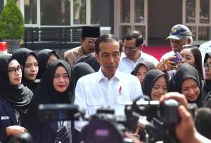 Potensi Ekonomi Syariah Sangat Besar, Jokowi: Tangkap Peluang Ini