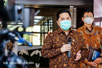 Relawan Jokowi Diangkat Jadi Komisaris Jasa Raharja, Siapa Dia?
