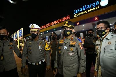 Libur Panjang, Polisi Sebut Arus Lalu Lintas Menuju Jateng Landai