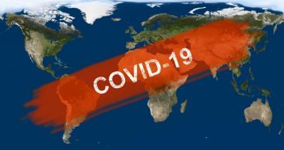 Semua Provinsi Terdapat Penambahan Kasus Baru Covid-19