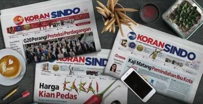 Bulan Bahasa & Sastra 2020, Koran SINDO Raih Prestasi Media Massa Terbaik Kemendikbud