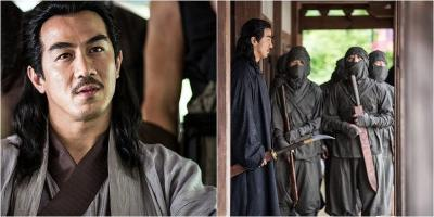 The Swordsman, Film Debut Joe Taslim di Korea